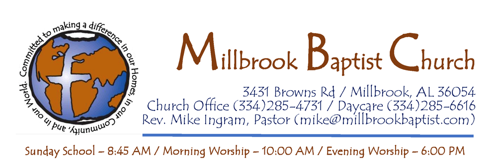 Millbrook Baptist Church